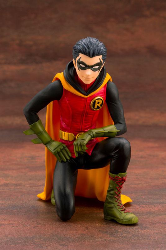 IKEMEN DC UNIVERSE『ダミアン ロビン|初回生産限定パーツ付属版』DCコミックス 1/7 完成品フィギュア-006