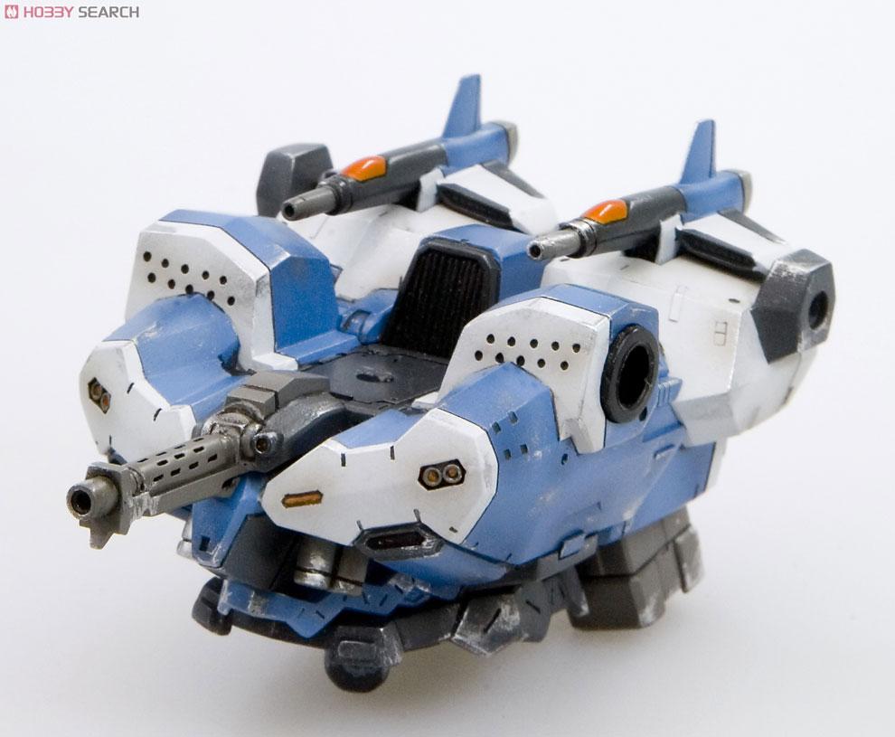 【再販】アーマード・コア V.I.シリーズ『クレスト CR-C89E オラクルVer.』1/72 プラモデル-013