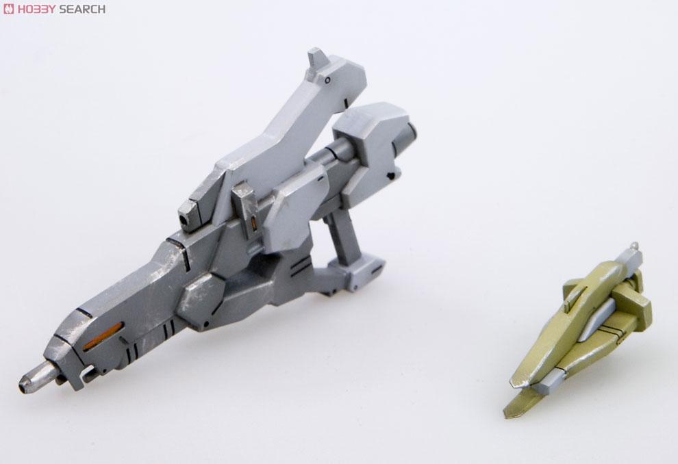 【再販】アーマード・コア V.I.シリーズ『クレスト CR-C89E オラクルVer.』1/72 プラモデル-016