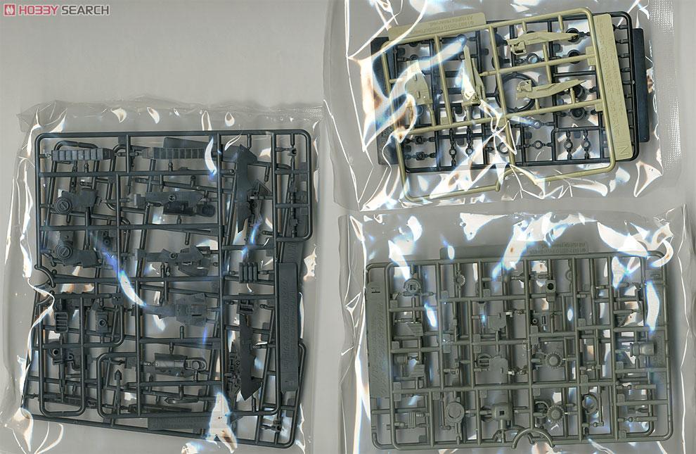 【再販】アーマード・コア V.I.シリーズ『クレスト CR-C89E オラクルVer.』1/72 プラモデル-022