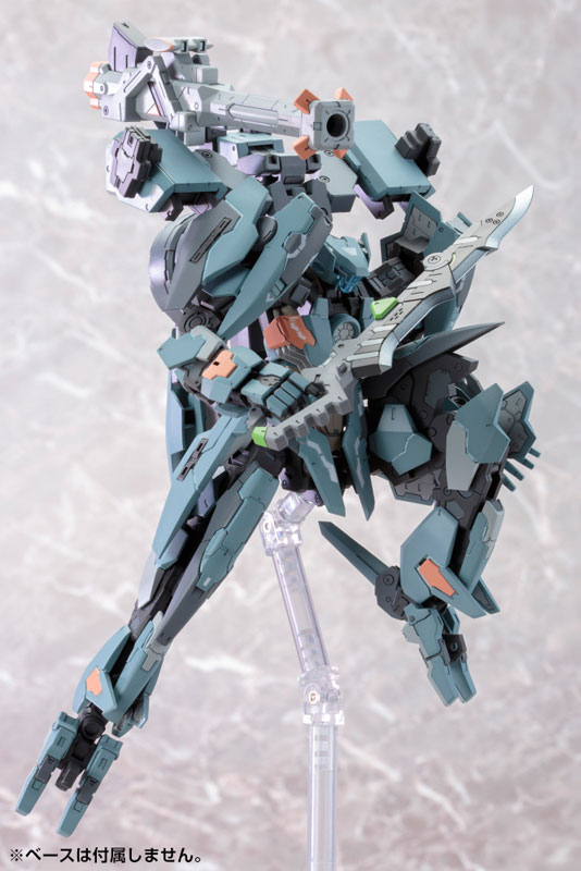 【再販】ゼノブレイドクロス『フォーミュラ』1/48 プラモデル-006