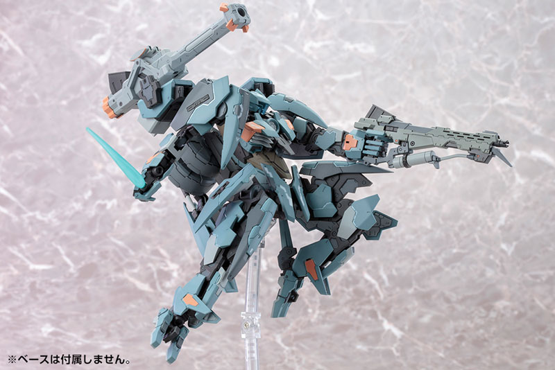 【再販】ゼノブレイドクロス『フォーミュラ』1/48 プラモデル-009