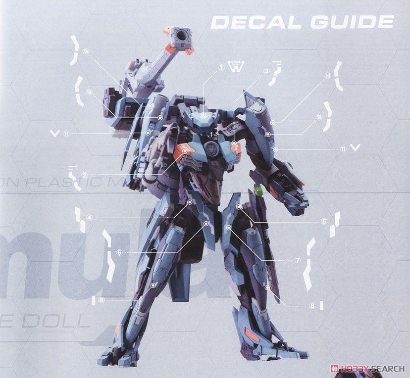 【再販】ゼノブレイドクロス『フォーミュラ』1/48 プラモデル-024