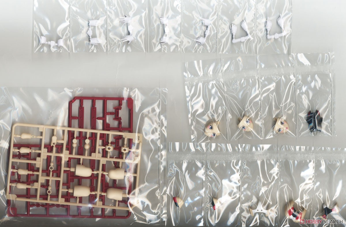 【再販】メガミデバイス × アリス・ギア・アイギス『吾妻楓』プラモデル-022