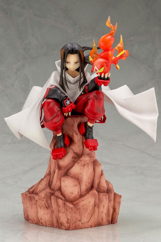 ARTFX J『ハオ』シャーマンキング 1/8 完成品フィギュア-002