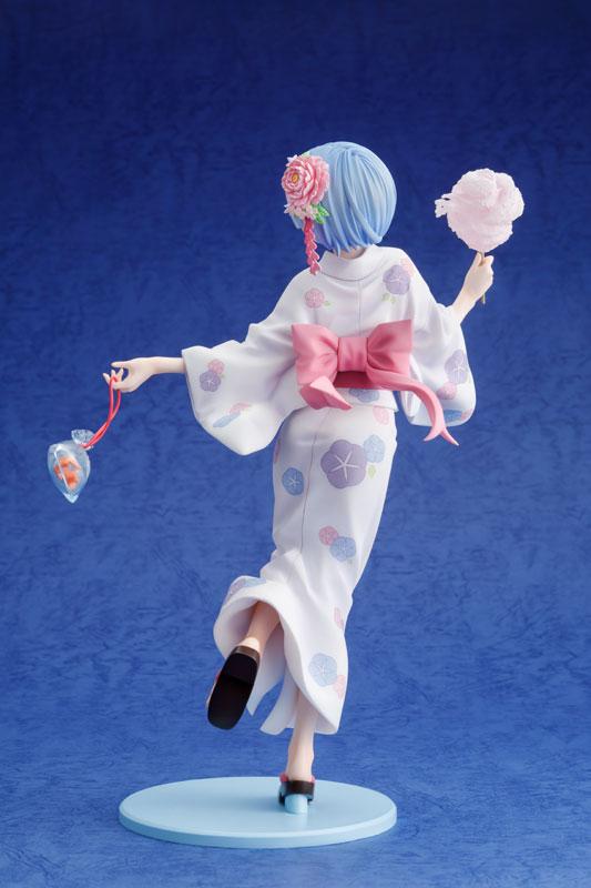 Re:ゼロから始める異世界生活『レム 浴衣Ver.』1/7 完成品フィギュア-005