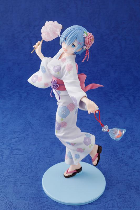 Re:ゼロから始める異世界生活『レム 浴衣Ver.』1/7 完成品フィギュア-006