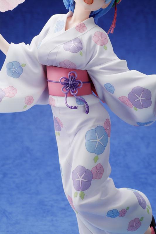 Re:ゼロから始める異世界生活『レム 浴衣Ver.』1/7 完成品フィギュア-011