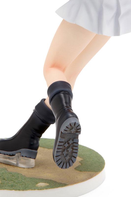 ドリームテック『冷泉麻子 パンツァージャケットVer.』1/8 ガールズ&パンツァー 完成品フィギュア-008