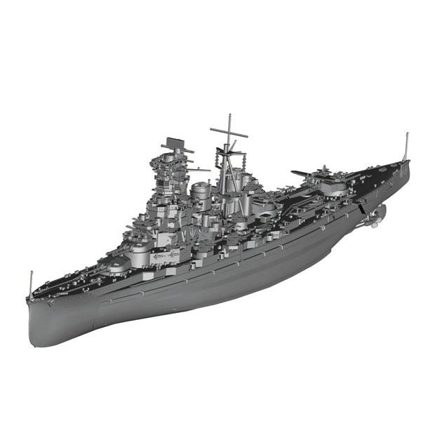 1/700 艦NEXTシリーズ No.15『日本海軍戦艦 榛名 昭和19年/捷一号作戦』プラモデル