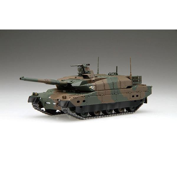1/72 ミリタリーシリーズ No.10『陸上自衛隊 10式戦車 2両セット』プラモデル