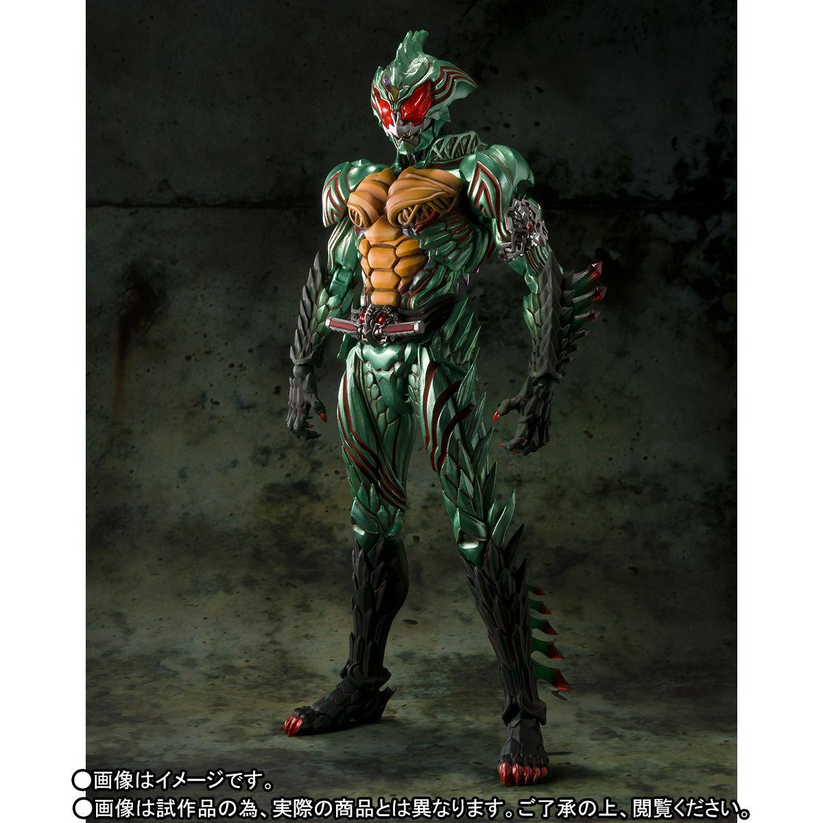 S.I.C.『仮面ライダーアマゾンオメガ|仮面ライダーアマゾンズ』可動フィギュア-002