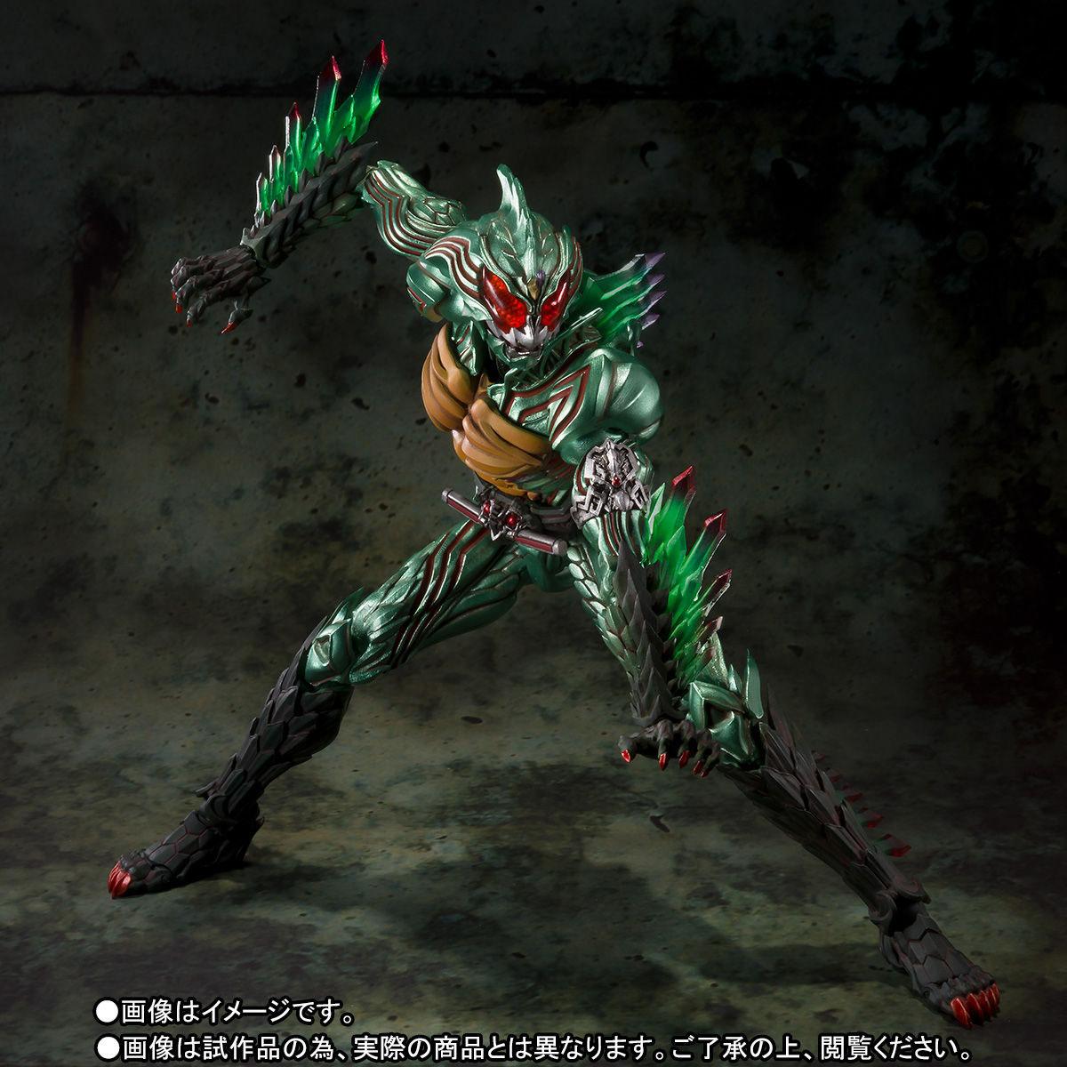S.I.C.『仮面ライダーアマゾンオメガ|仮面ライダーアマゾンズ』可動フィギュア-006