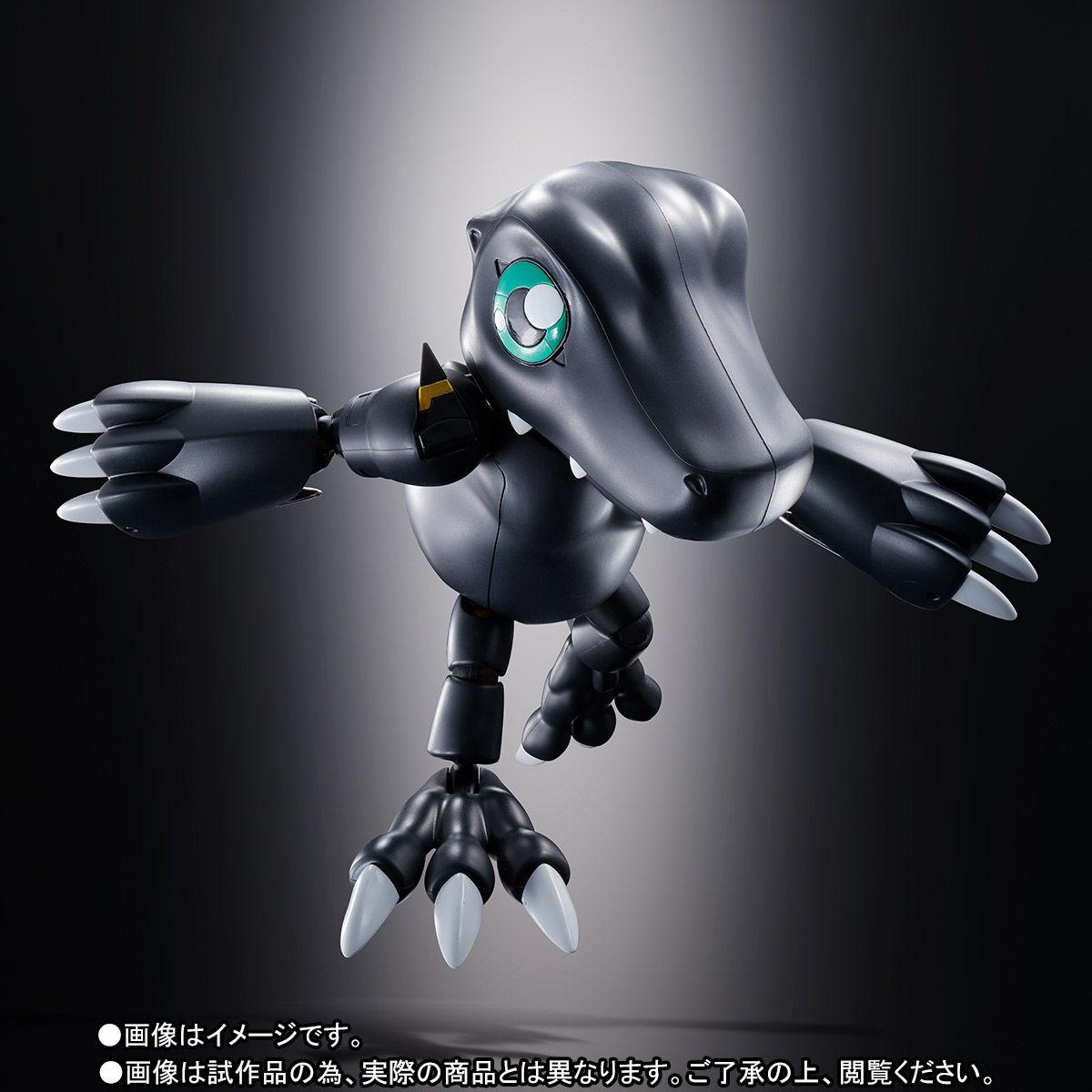 超進化魂 08『ブラックウォーグレイモン』デジモンアドベンチャー 可変可動フィギュア-004