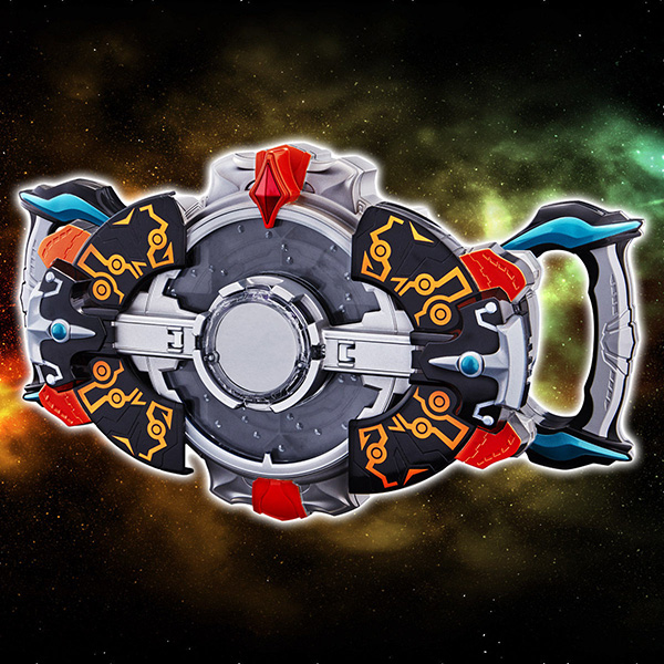 ウルトラマンR/B『DXルーブジャイロ ―美剣サキ仕様―』変身なりきり