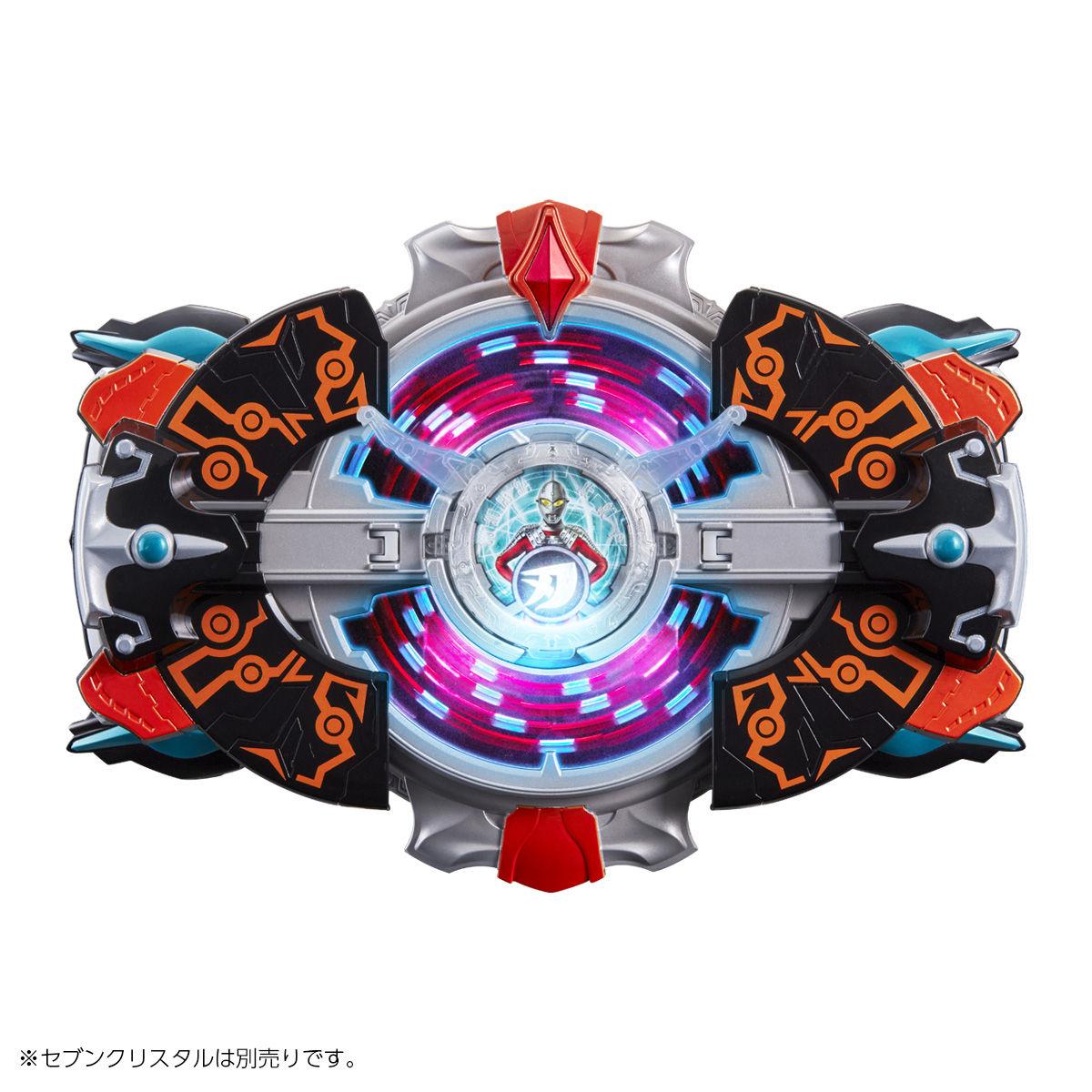 ウルトラマンR/B『DXルーブジャイロ ―美剣サキ仕様―』変身なりきり-009