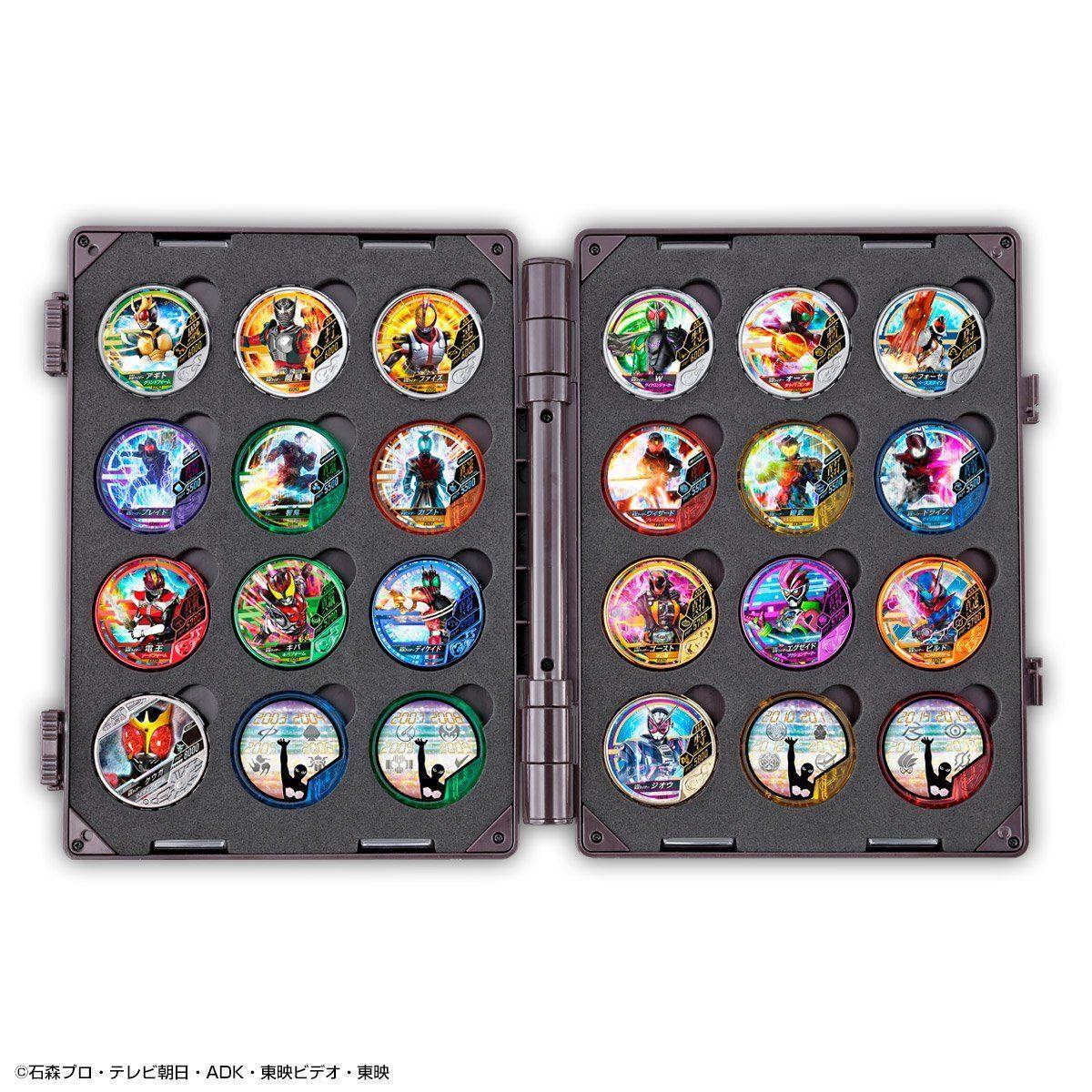 仮面ライダー ブットバソウル『オフィシャルメダルホルダー -20th Anniversary-』-009
