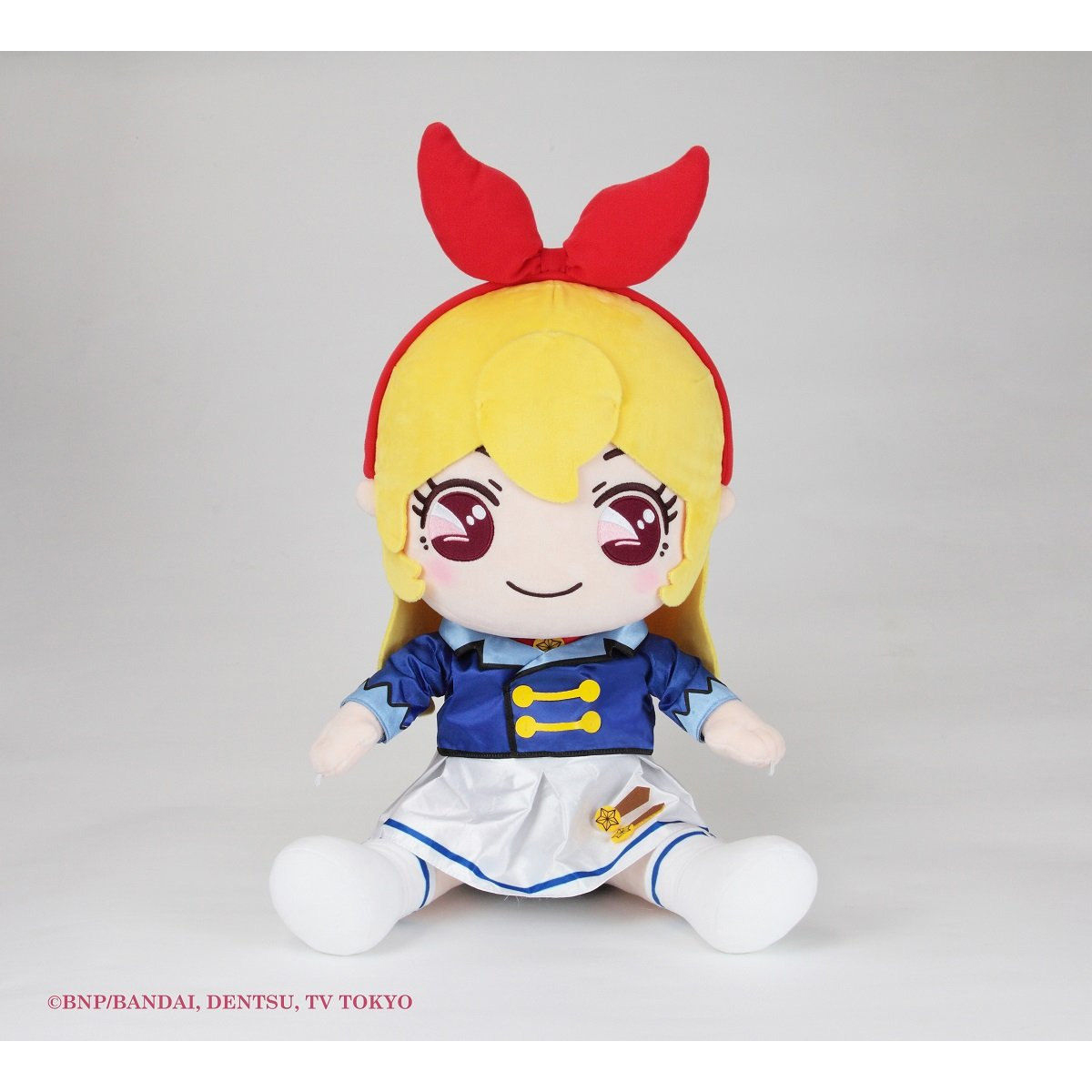 アイカツ!『PCクッション アイカツ!いちごちゃん』クッション-002