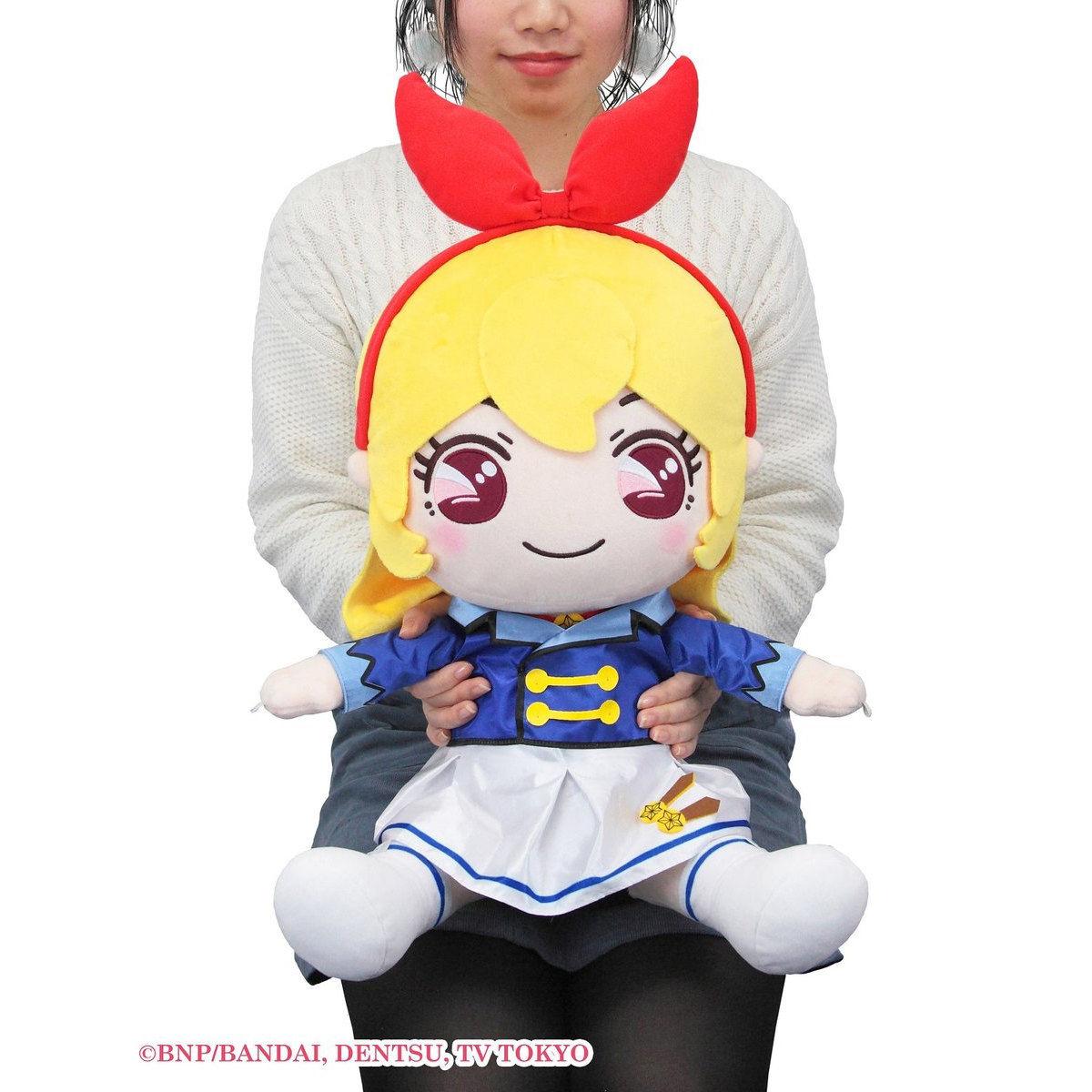 アイカツ!『PCクッション アイカツ!いちごちゃん』クッション-006