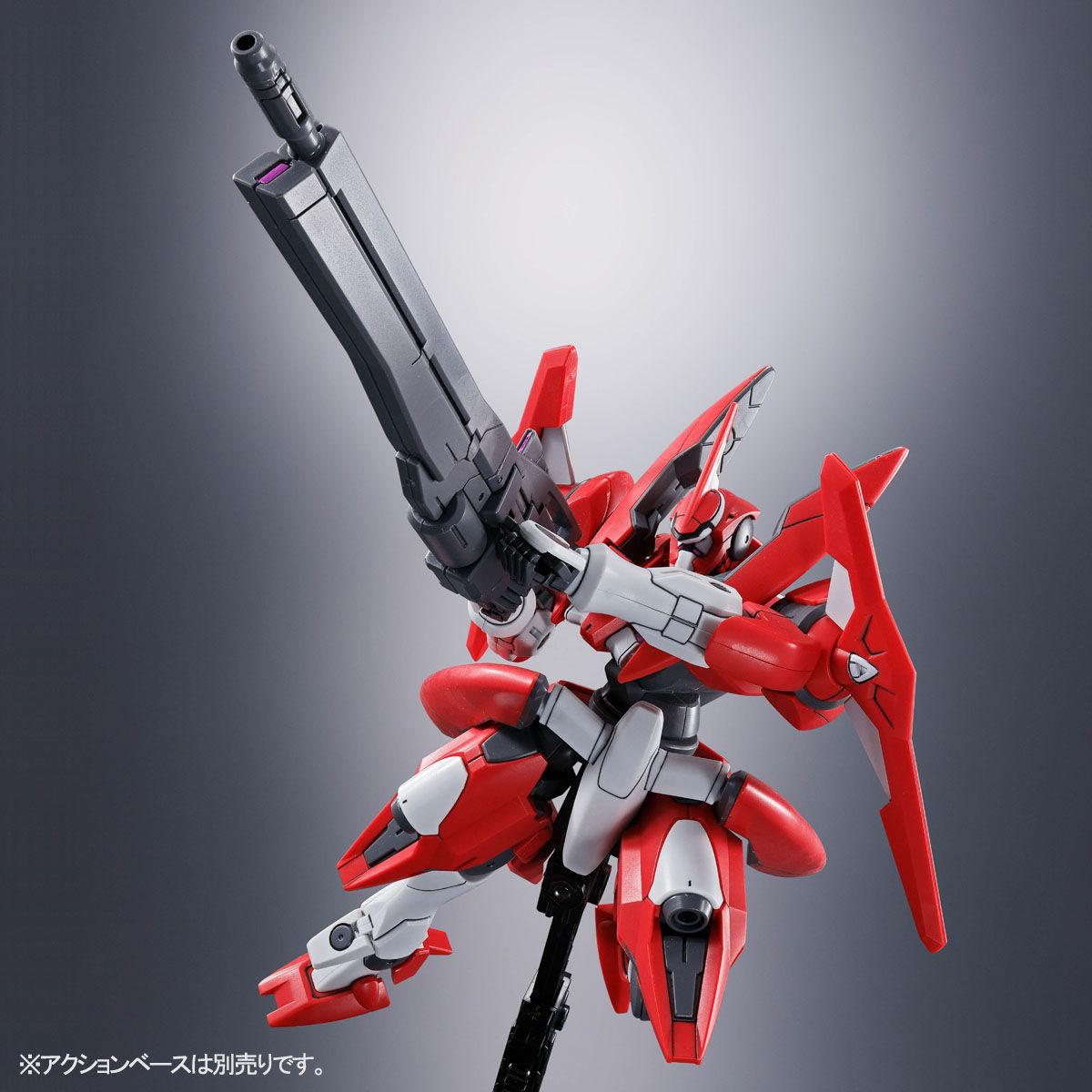 HG 1/144『アドヴァンスドジンクス(デボラ機)』ガンダム00V プラモデル-006