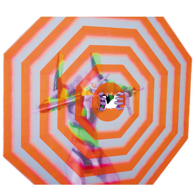 マフェックス『No.080 MAFEX エヴァンゲリオン初号機』可動フィギュア-012