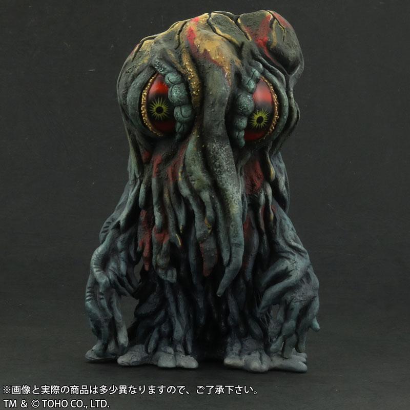 デフォリアル『ヘドラ』ゴジラ対ヘドラ 完成品フィギュア-001
