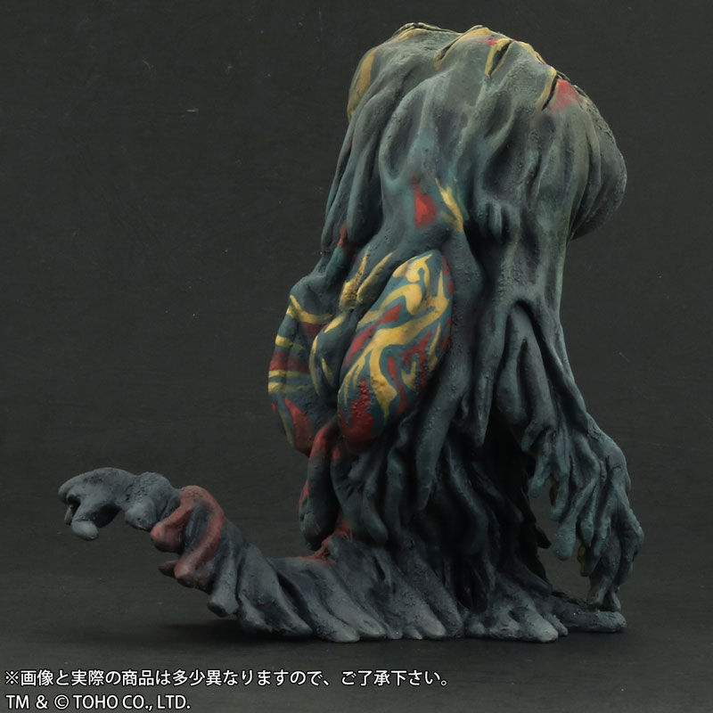 デフォリアル『ヘドラ』ゴジラ対ヘドラ 完成品フィギュア-004