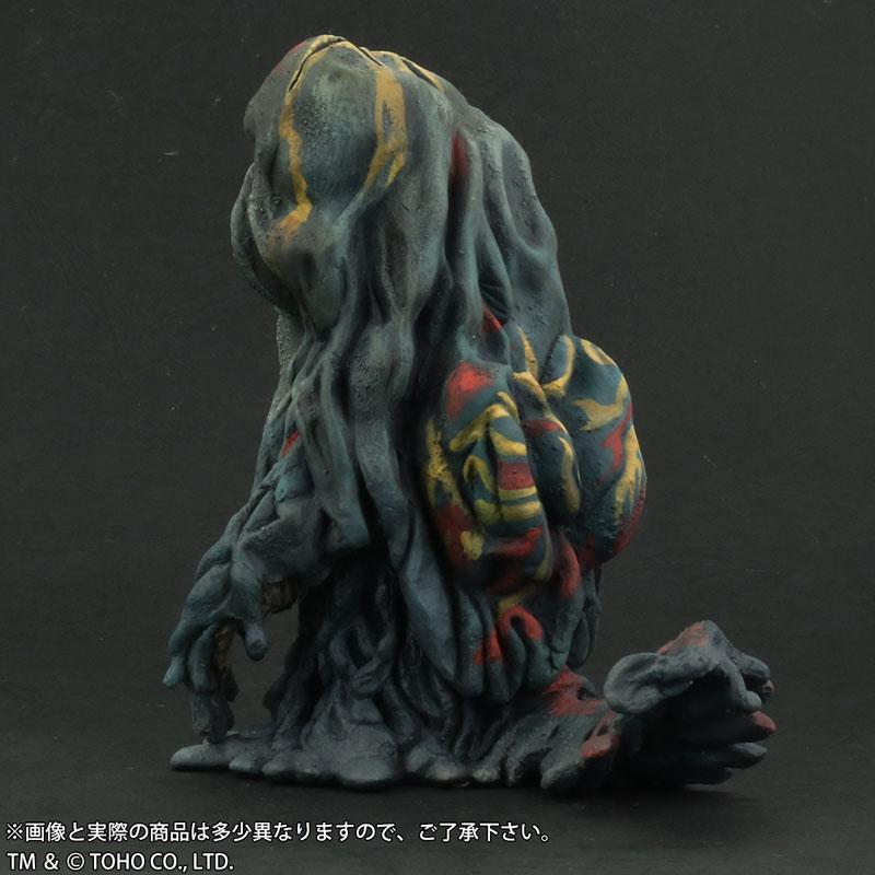 デフォリアル『ヘドラ』ゴジラ対ヘドラ 完成品フィギュア-005