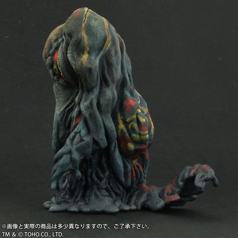 デフォリアル『ヘドラ』ゴジラ対ヘドラ 完成品フィギュア-006