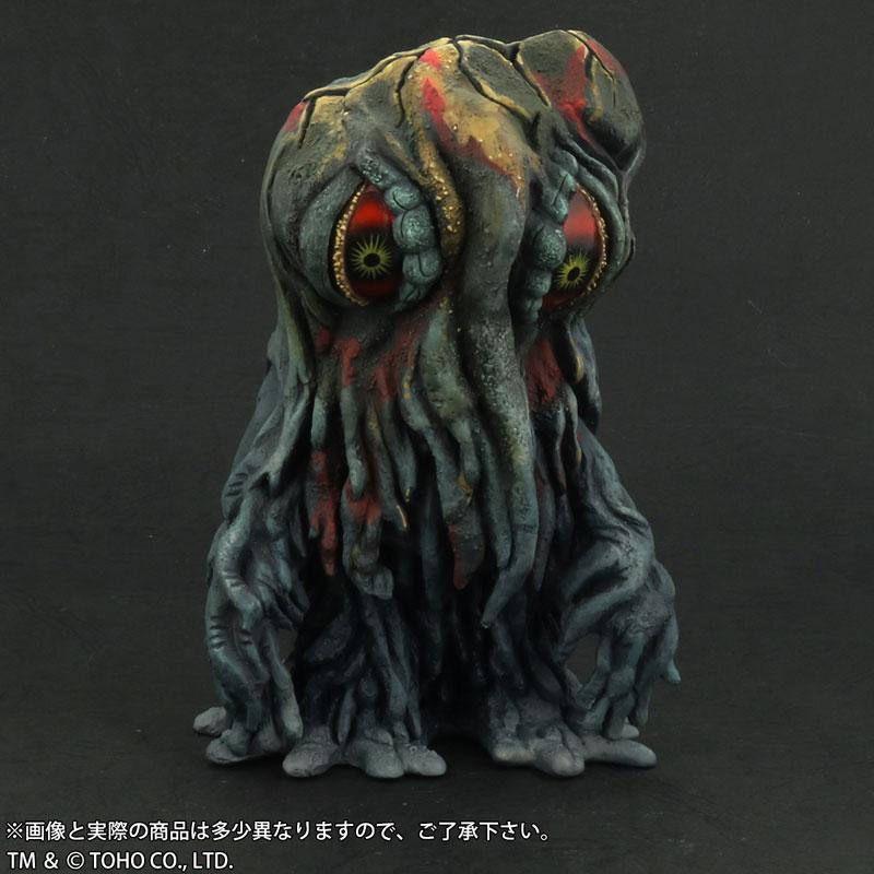 デフォリアル『ヘドラ』ゴジラ対ヘドラ 完成品フィギュア-007