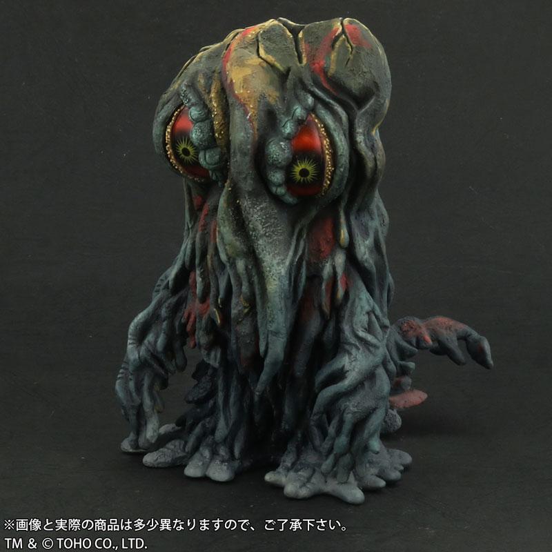 デフォリアル『ヘドラ』ゴジラ対ヘドラ 完成品フィギュア-008
