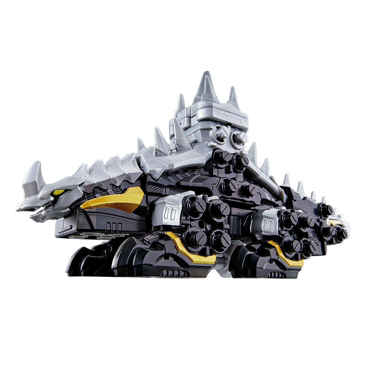 騎士竜戦隊リュウソウジャー『騎士竜シリーズ05 DXミルニードル』可変可動フィギュア-002