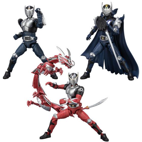 【食玩】SHODO-X『仮面ライダー4』可動フィギュア 10個入りBOX
