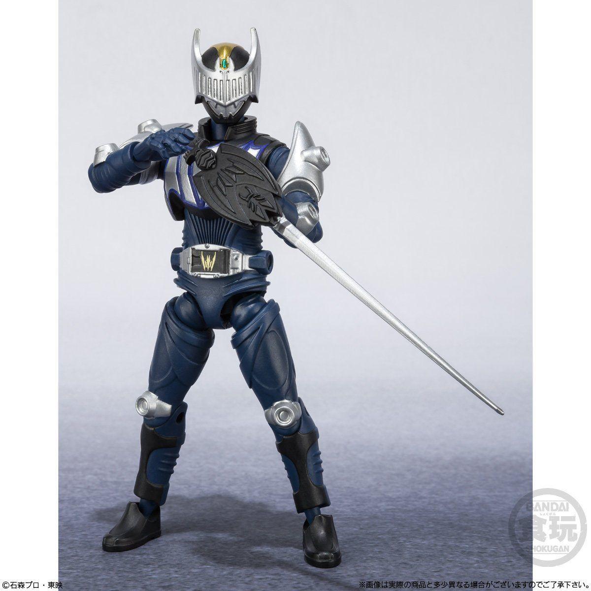 【食玩】SHODO-X『仮面ライダー4』可動フィギュア 10個入りBOX-004