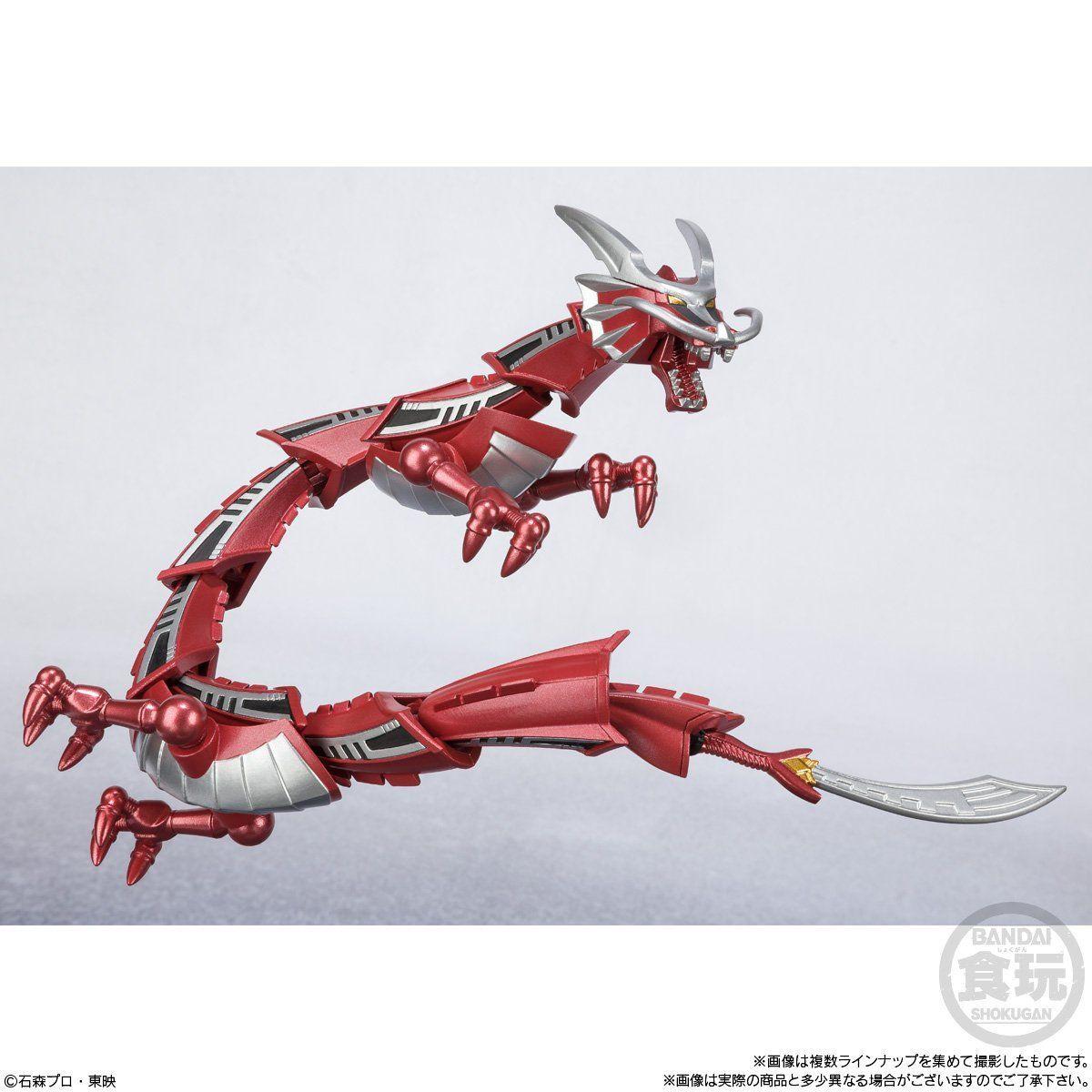 【食玩】SHODO-X『仮面ライダー4』可動フィギュア 10個入りBOX-005