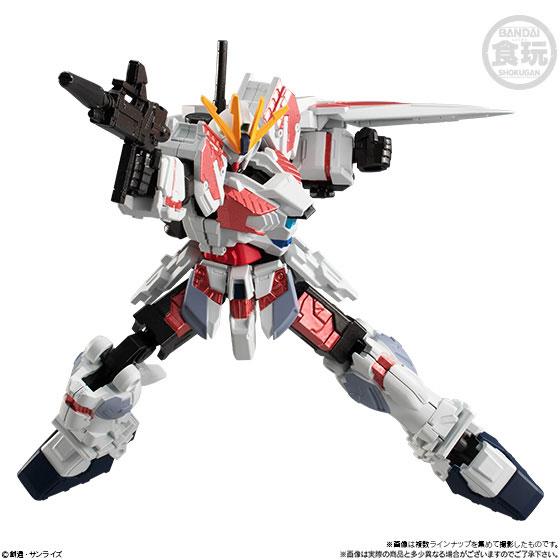 【食玩】機動戦士ガンダム『Gフレーム05』可動フィギュア 10個入りBOX-004