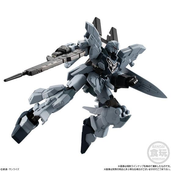 【食玩】機動戦士ガンダム『Gフレーム05』可動フィギュア 10個入りBOX-005