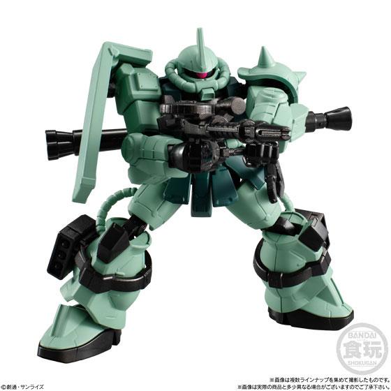 【食玩】機動戦士ガンダム『Gフレーム05』可動フィギュア 10個入りBOX-006