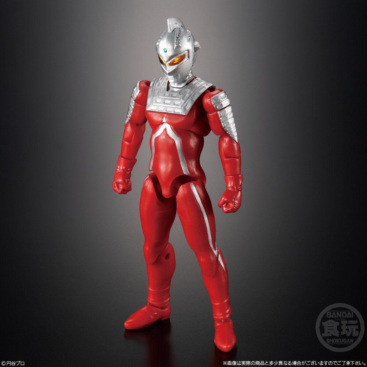 【食玩】『超動ウルトラマン3』可動フィギュア 10個入りBOX-004