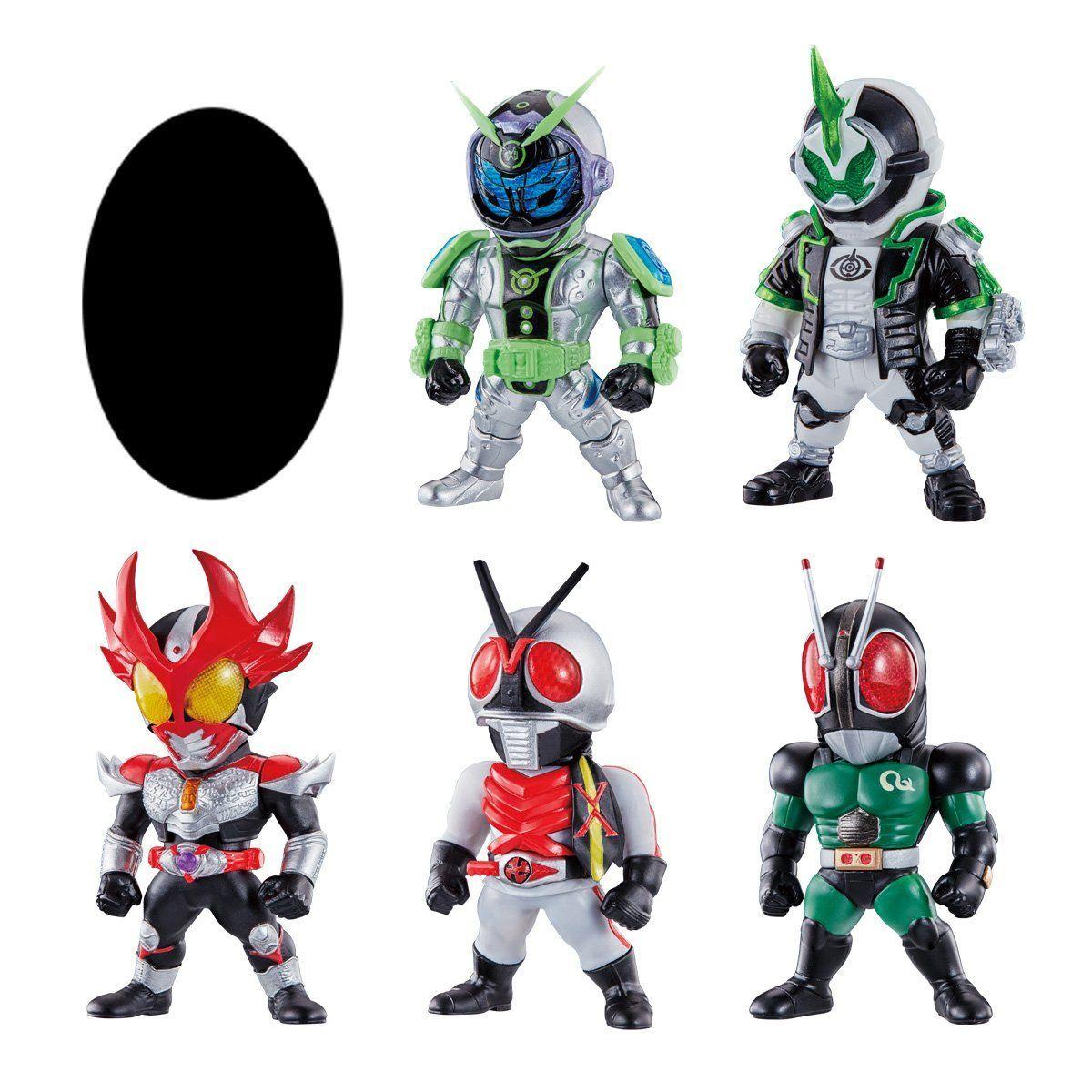 【食玩】コンバージ仮面ライダー『CONVERGE KAMEN RIDER 14』10個入りBOX-001