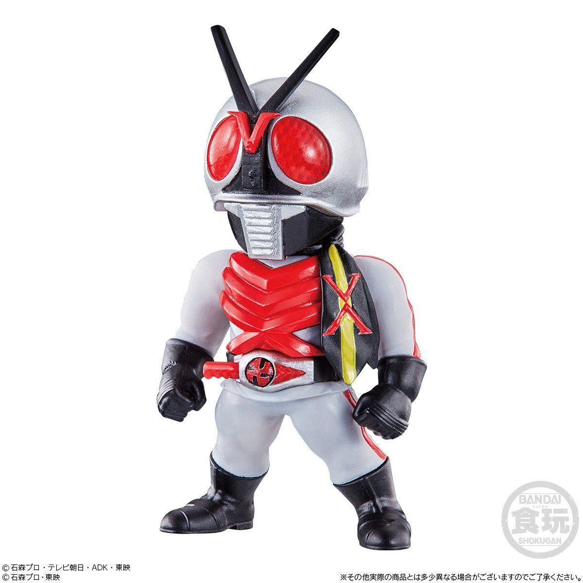 【食玩】コンバージ仮面ライダー『CONVERGE KAMEN RIDER 14』10個入りBOX-005