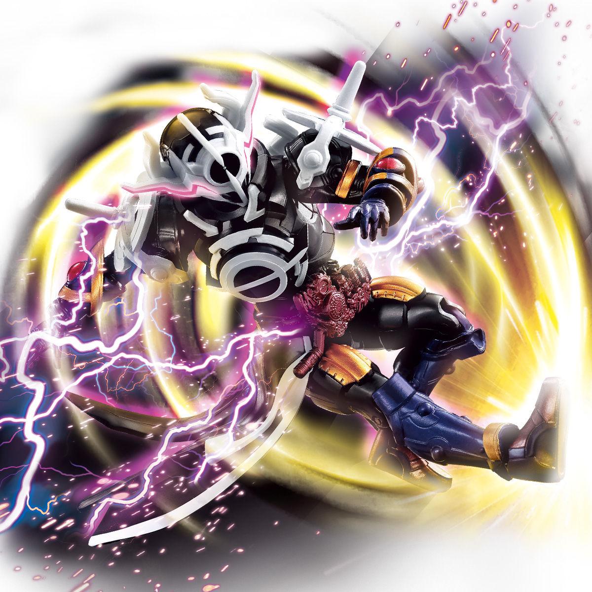 RKFレジェンドライダーシリーズ『仮面ライダーエボル ブラックホールフォーム』可動フィギュア-004