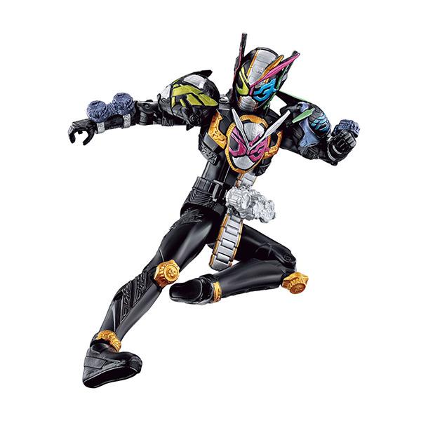 RKFライダーアーマーシリーズ『仮面ライダージオウトリニティ』可動フィギュア