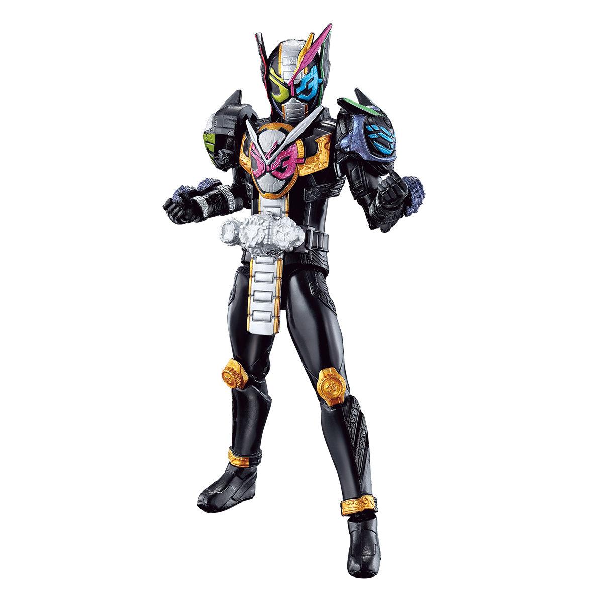 RKFライダーアーマーシリーズ『仮面ライダージオウトリニティ』可動フィギュア-001