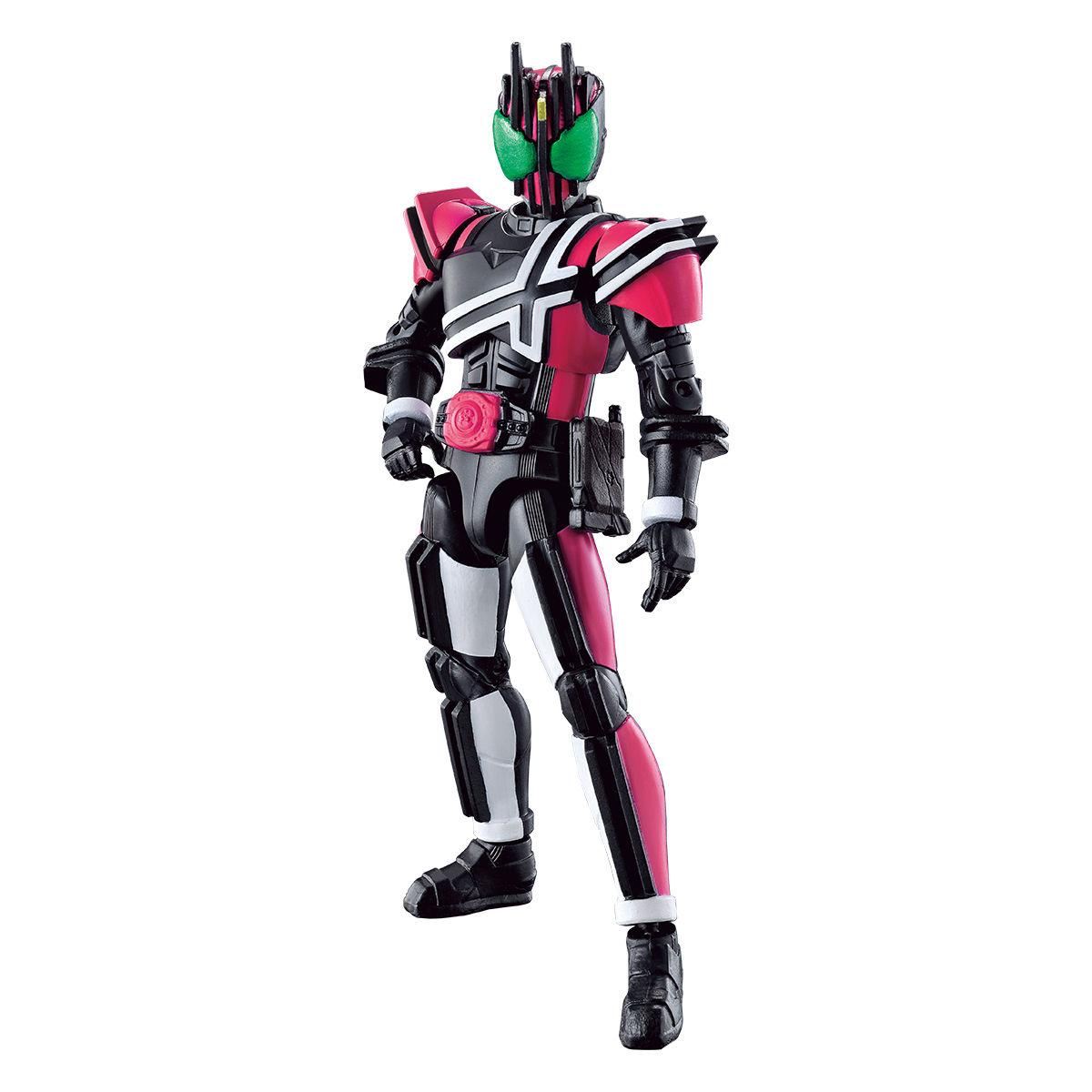 RKFレジェンドライダーシリーズ『仮面ライダーディケイド』可動フィギュア-001
