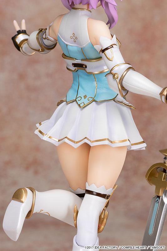 四女神オンライン CYBER DIMENSION NEPTUNE『聖騎士ネプテューヌ』1/7 完成品フィギュア-011