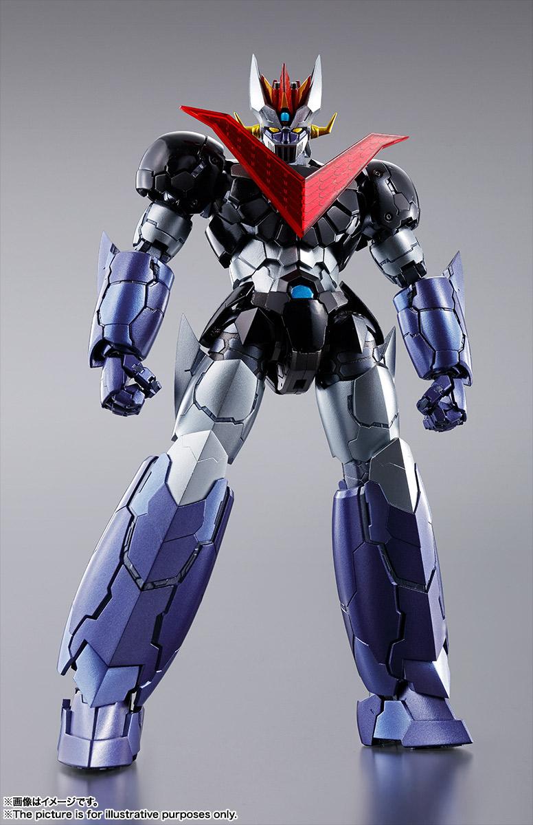 METAL BUILD『グレートマジンガー』マジンガーZ / INFINITY 可動フィギュア-001