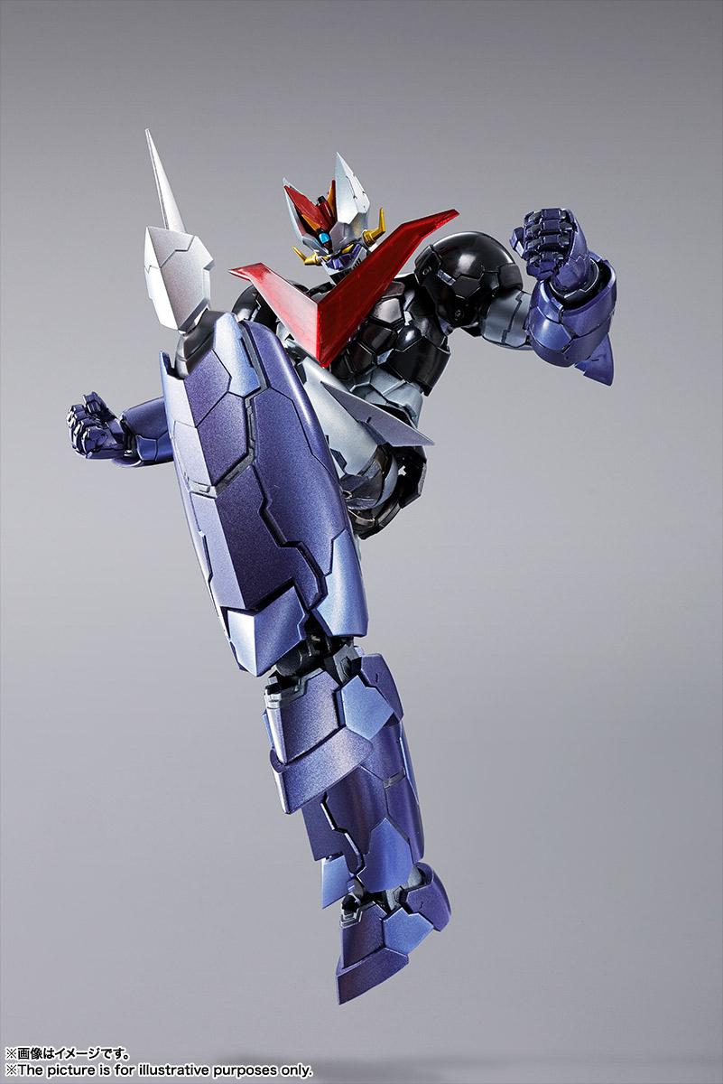 METAL BUILD『グレートマジンガー』マジンガーZ / INFINITY 可動フィギュア-003