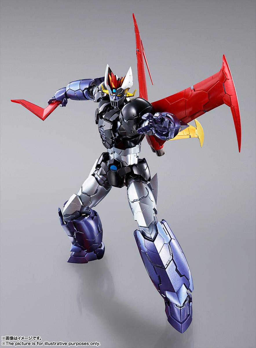 METAL BUILD『グレートマジンガー』マジンガーZ / INFINITY 可動フィギュア-006