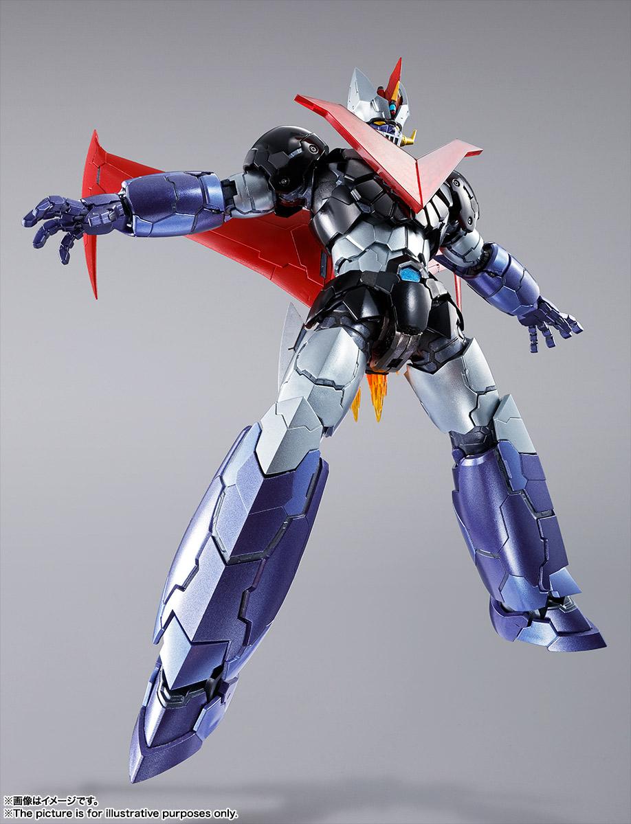 METAL BUILD『グレートマジンガー』マジンガーZ / INFINITY 可動フィギュア-009